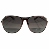 Givenchy Aviator Sunglasses - Gray/Silver