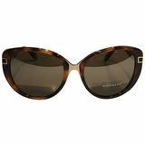 Givenchy Cateye Sunglasses - Brown