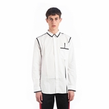 Givenchy Contrast Shirt - White