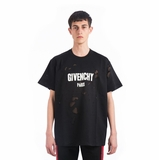 Givenchy Distressed T-shirt - Black