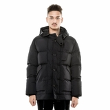 Givenchy Logo Puffer Jacket - Black