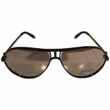 Givenchy Mirrored Aviator Sunglasses - Black