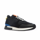 Givenchy Paneled Lace-up Sneakers - Black
