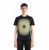 Givenchy Peacock T-shirt - Black
