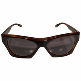 Givenchy Rectangular Sunglasses - Brown/Gold
