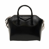 Givenchy Small Antigona Satchel - Black
