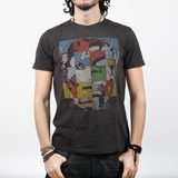Graphics Marvel Comics Vintage Tee - Black