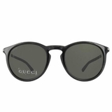 Gucci Oval Sunglasses - Black