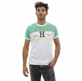 Heritage Multicolor Cotton T-shirt