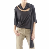 Industry Blouse Top - Black