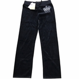 Juicy Couture Track Pants - Black