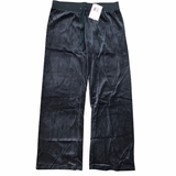 Juicy Couture Velour Track Pants - Gray