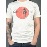 Karate Kid Graphic Tee - White