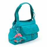 Kipling Fairfax Shoulder Bag - Aqua