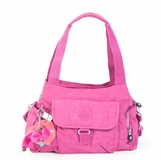 Kipling Fairfax Shoulder Bag - Pink