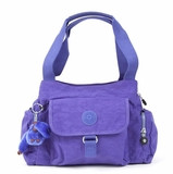 Kipling Fairfax Shoulder Bag - Purple