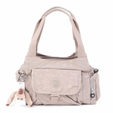 Kipling Fairfax Shoulder Bag - Sand