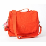 Kipling Kichirou Shoulder Bag - Orange