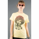 LA Collection Hendrix Graphic Tee - Orange