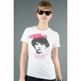 LA Collection Sixteen Candles Make Wish Graphic Tee - White