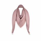 Louis Vuitton M78767 Monogram Shine Shawl - Light Pink