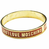 Love Moschino Skinny Bracelet - Red