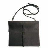 MAC&LOU Crossbody Best Friend Bag - Black