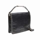 Mac&Lou Fabius Leather Messenger Bag - Black