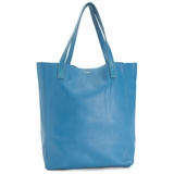 MAC&LOU Perfect Leather Tote Alpha - Blue