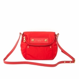 Marc by Marc Jacobs Natasha Mini Shoulder Bag Braze - Red