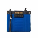 Marc by Marc Jacobs Square Shoulder Bag - Blue