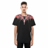 Marcelo Burlon Worr T-shirt - Black