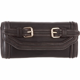 Melie Bianco Darla Clutch - Brown