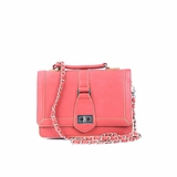 Melie Bianco Edith Top Handle Satchel Bag - Pink