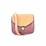 Melie Bianco Stevie Crossbody Bag - Pumpkin