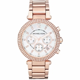 Michael Kors MK5491 Watch Rosegold