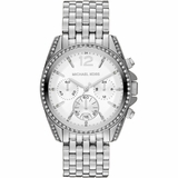 Michael Kors MK5834 Chronograph Watch - Silver