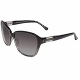 Michael Kors MKS237 Baillie Sunglasses - Black