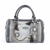 Nicole Lee Vivian Handbag - Gray
