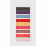 Paul Smith Basket Weave Stripe Money Clip - Multicolor