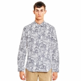 Paul Smith Floral Shirt - White