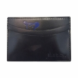 Paul Smith Leather Cardholder Wallet - Black