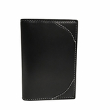 Paul Smith Leather Slim Wallet - Black