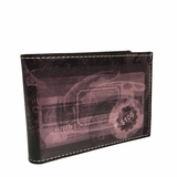 Paul Smith Leather X-ray Wallet - Black