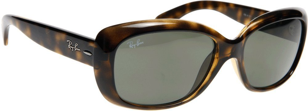 0a400014f5 Ray Ban RB 4101 Jackie Ohh Sunglasses 710 Light Havana