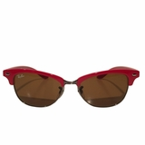 Ray-Ban Wayfarer Sunglasses - Red