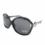 Roberto Cavalli Oversized Sunglasses - Black