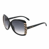 Roberto Cavalli RC659S Ginko 01B Sunglasses - Shiny Black