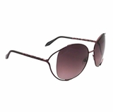 Roberto Cavalli RC665S Girasole 83Z Sunglasses - Red