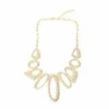 Rock Season Nikki Necklace in Gold